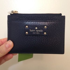 Kate Spade Grove street Blazer blue mini